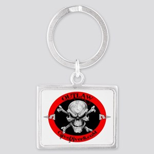 Outlaw%20divers[1] Landscape Keychain